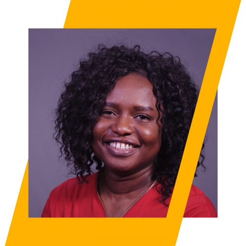 Faculty bio picture for Cynthia Agyeman